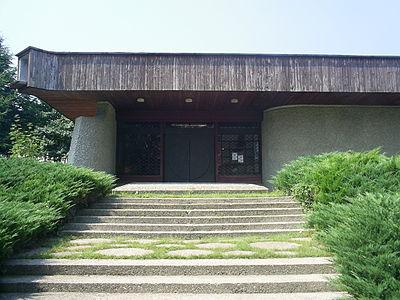 Musée des bâtiments résidentiels du Néolithique de Stara Zagora