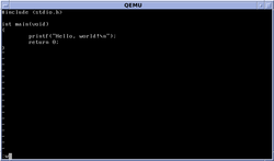 NetBSD 6.1 vi C Hello World.png