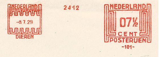 Netherlands stamp type B2.jpg