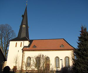 Bockenem - Protestant Church in Nette
