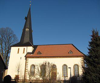 Bockenem - Protestant Church in Nette