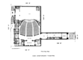 New Amsterdam Theatre first floor plan.png