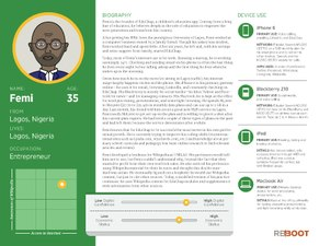 New Readers User personas, Femi, Nigeria.pdf