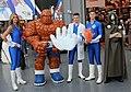 New York Comic Con 2016 - Fantastic 4 & Dr Doom (30069436192).jpg
