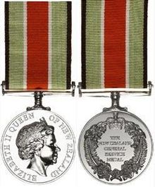 New iraq medal awarded by new zealand type campaign medal eligibility
