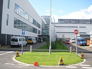 Stobhill Hospital - The New Stobhill Hospital.