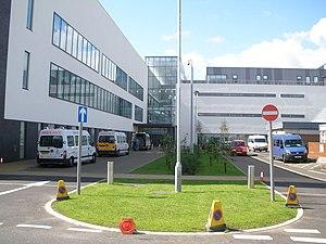 Stobhill Hospital - The New Stobhill Hospital.