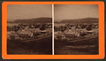 Newport, Vt. and lake from Prospect Hill, by L. E. Thayer.png