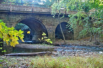 National Register of Historic Places listings in Perry County, Pennsylvania - Image: Newport Boro Bridge