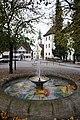 Nibelungenbrunnen, Schloßplatz Hohenems 1.JPG