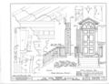 Nicholas Van Dyke Jr. House, 400 Delaware Street, New Castle, New Castle County, DE HABS DEL,2-NEWCA,11- (sheet 5 of 8).png