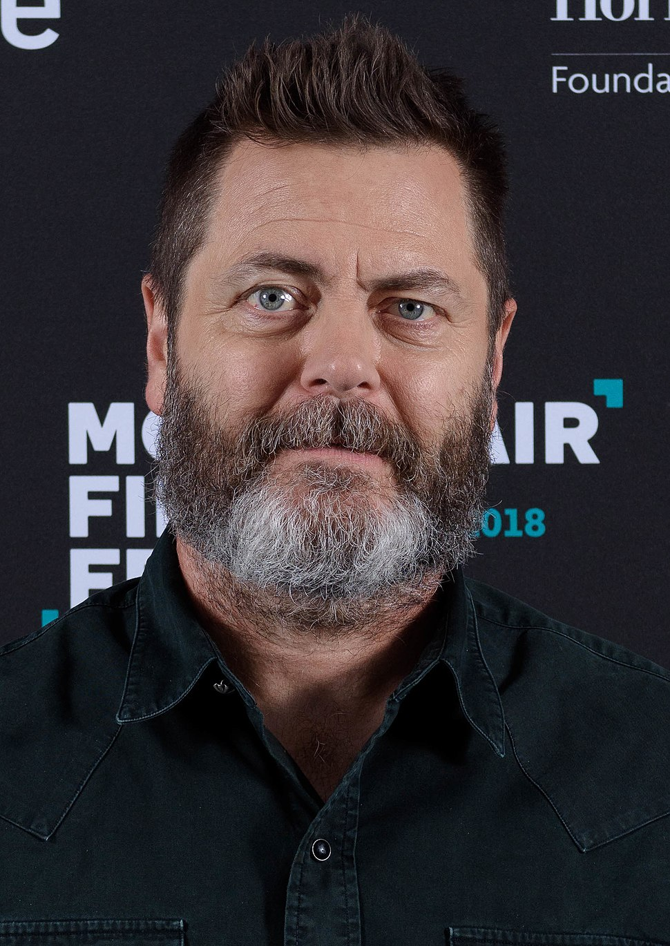 Nick Offerman 2018 (cropped)