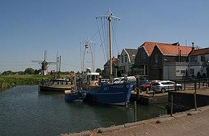 Korendijk - Harbour of Nieuw-Beijerland