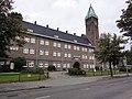 Nijmegen Rijksmonument 523017 Berchmanianum Houtlaan 4 vooraanzicht.JPG