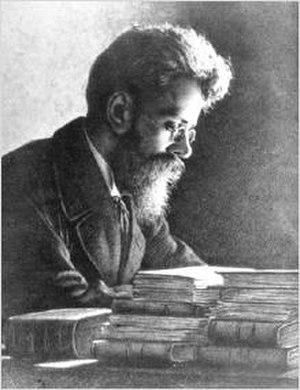 Nikolai Albov - Image: Nikolai Albov
