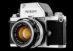 Nikon - Nikon F FTN Camera