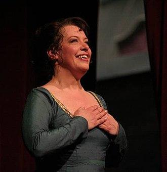 Nina Stemme - Nina Stemme, Tosca, Wiener Staatsoper, 2012