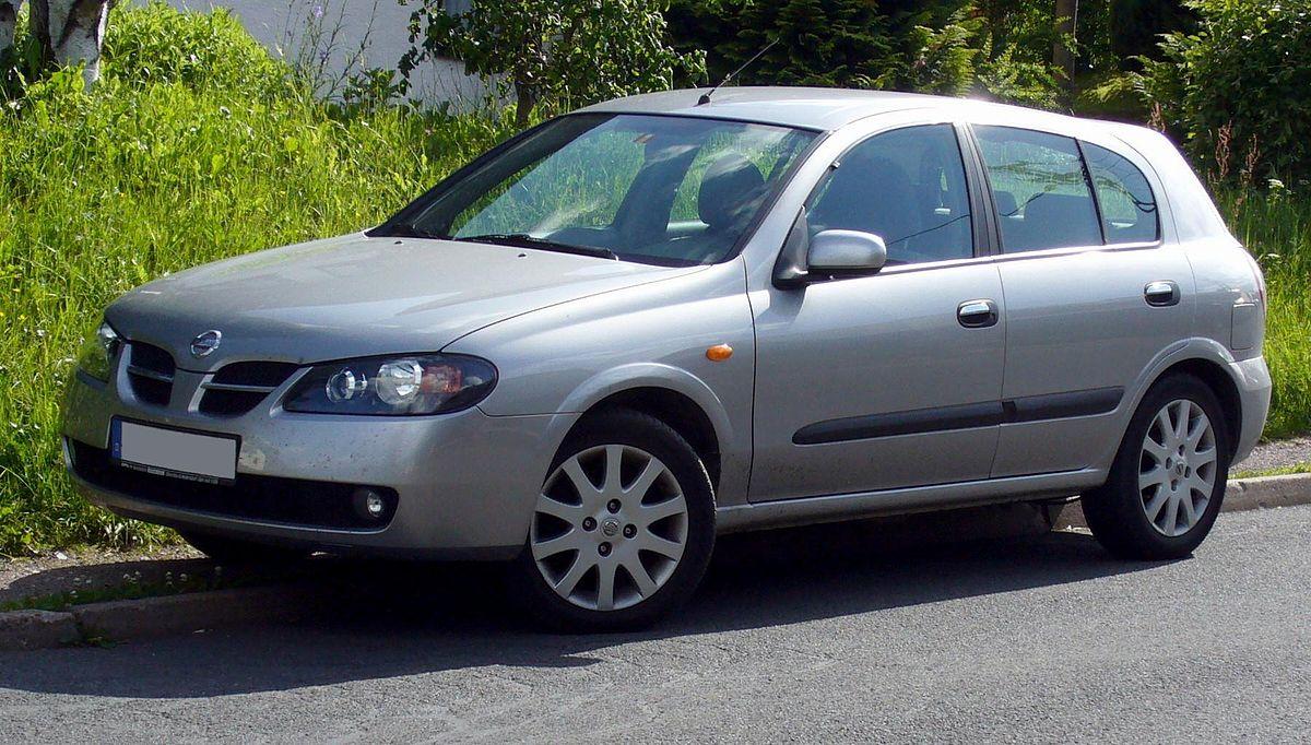 Nissan Almera – Wikipedie