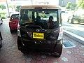 Nissan DAYZ ROOX Bolero (DBA-B21A) rear.jpg