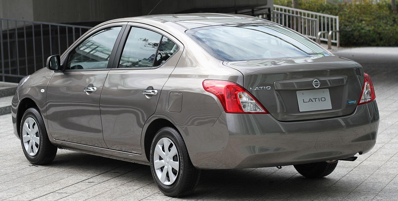 Nissan Versa Used Cars Sale