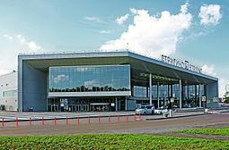 Nizhny Novgorod International Airport (Strigino) - new terminal.jpg