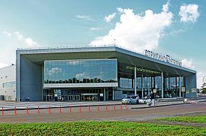Nizhny Novgorod International Airport (Strigino) - new terminal