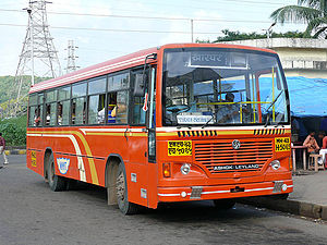 Transport in Thane - NMMT Buses