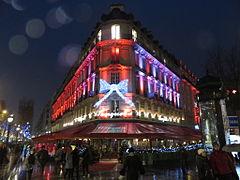 Cafe Colette Avenue Philippe Auguste Paris