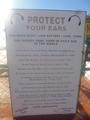 Noon Gun Tours Info Billboard Kira.png