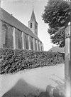 noordgevel kerk met kerktoren - anjum - 20022486 - rce