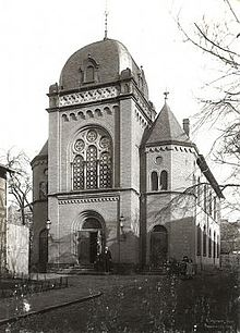 Dr Heinrich Nordhausen synagoge nordhausen