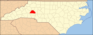 National Register of Historic Places listings in Catawba County, North Carolina Wikimedia list article