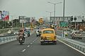 Northern Ramp - Park Circus-Parama Flyover - Eastern Metropolitan Bypass - Kolkata 2016-06-23 5210.JPG