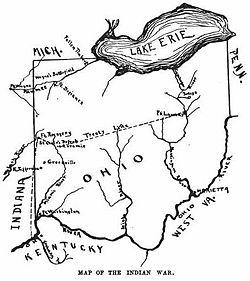 Northwest Indian War  Wikipedia