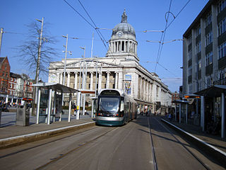 Transport in Nottingham