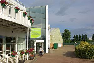 Nottingham Tennis Centre - Nottingham Tennis Centre