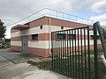 Nouveau bâtiment vestiaires du Stade du Forum (Ain Sud Foot) en 2018 - 2.JPG