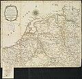 Nouvelle carte geographique des postes des Païs Bas, de la Westphalie, & des provinces limitrophes (4587184128).jpg