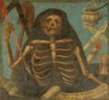 Novíssimos, A Morte (1793) - José Gervásio de Sousa Lobo (Paróquia de Nossa Senhora do Pilar de Ouro Preto, Minas Gerais).png