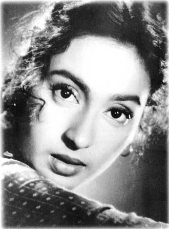 Filmfare Award for Best Actress - Image: Nutan Hindi Movie Actress (14)