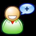Nuvola apps edu languages plus.png