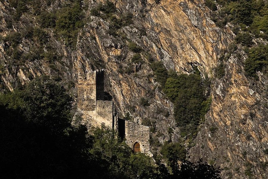 Château de la Roca d'Anyer
