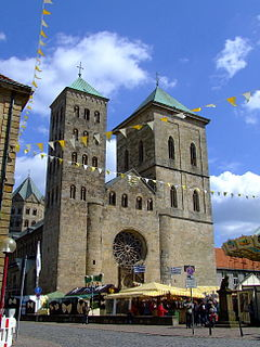 Roman Catholic Diocese of Osnabrück diocese of the Catholic Church