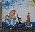 Obelix, Asterix, Tim und Struppi - panoramio.jpg