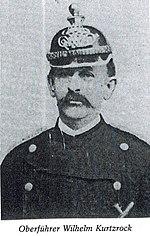 Oberführer Wilhelm Kurtzrock