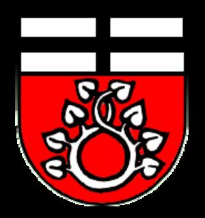 Obernzenn - Image: Obernzenn Wappen