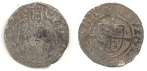 The Great Debasement - Henry VIII penny 1509-1547