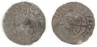 The Great Debasement - Henry VIII penny 1509-1547