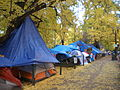 Occupy Portland November 9 tent row.jpg