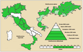Odontites vulgaris - Distribuzione.png